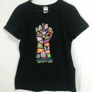 Marvel's Avengers Infinity women's t-shirt
